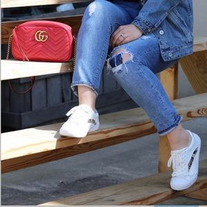Gucci red marmont!